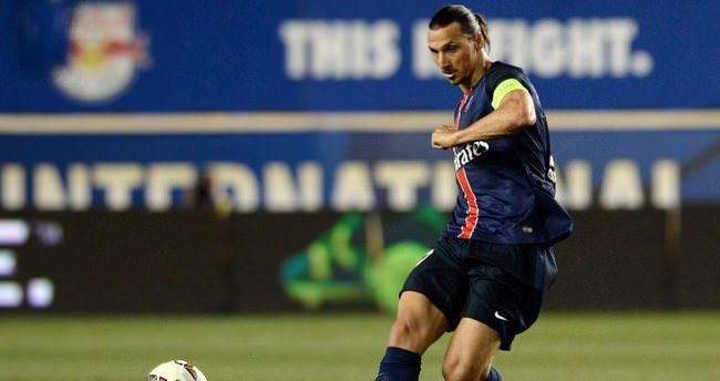 Ibrahimovic'in bize sözü var