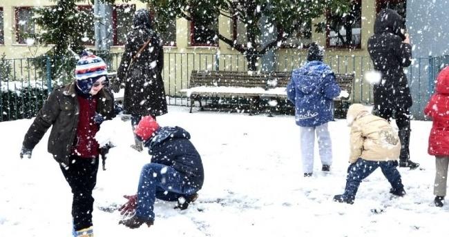 Karda çocuklarınızı mutlak dışarı çıkartın çünkü…