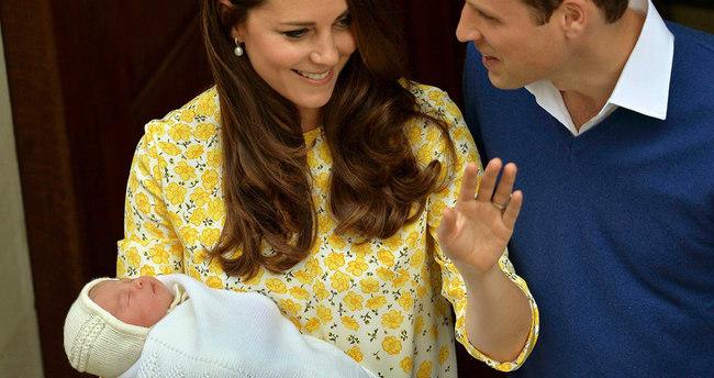 Kate Middleton'a büyük şok
