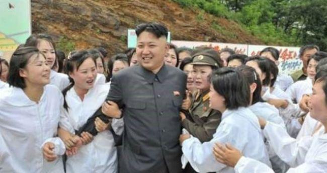 Kim Jong-un harem kurmaya karar verdi