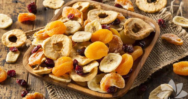 Kuru meyvelerin mucizevi faydaları