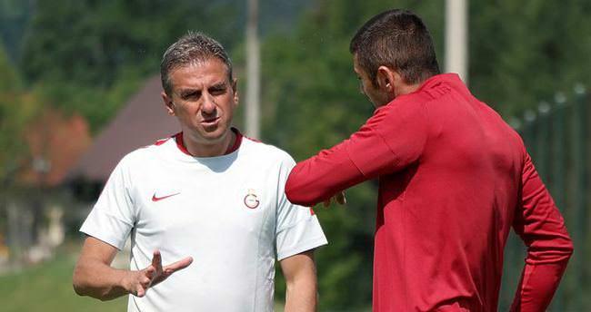 Galatasaray ile görüşmelere başladı