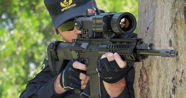 Mehmetçik'in yeni tüfeği dakikada 700 mermi atıyor