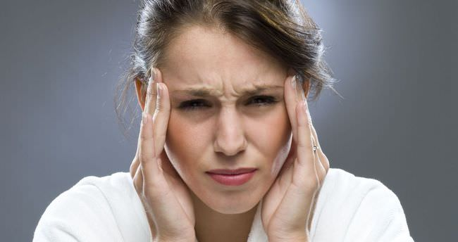 Migren ağrılarına doğal çözüm