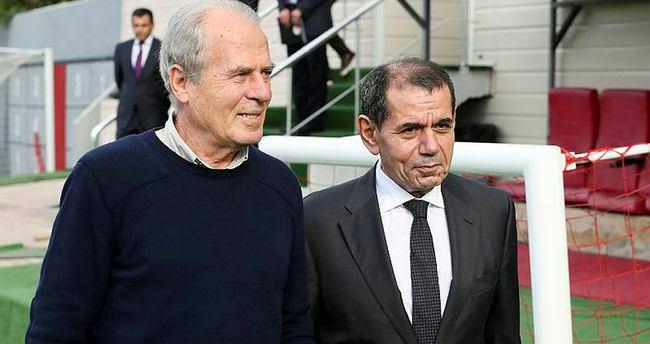 Mustafa Denizli resti çekti