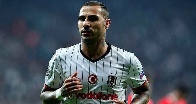 Quaresma: Beşiktaş'ta son yılım, umarım...