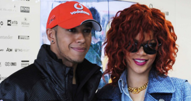 Rihanna'nın sürpriz aşkı