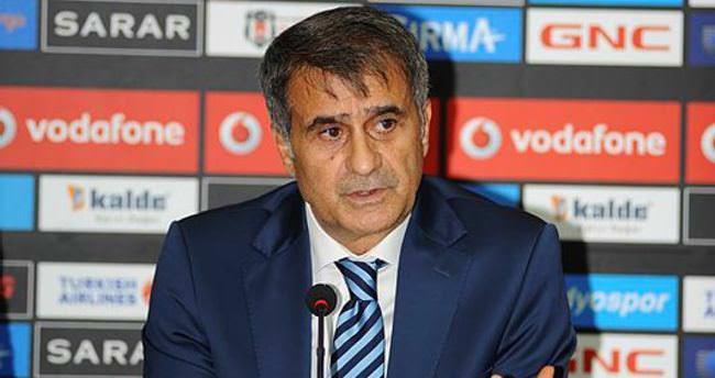 Şenol Güneş'ten Fenerbahçe'yi şok eden hamle