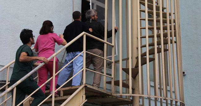 SON DAKİKA: Şişli Etfal Hastanesi'nde korkutan yangın!