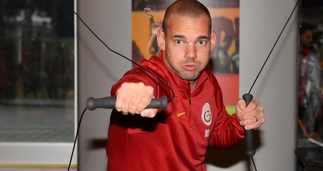 Sneijder'e artık prim yok