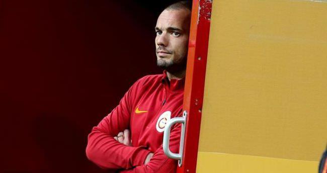 Sneijder'e tarihi ceza kapıda!