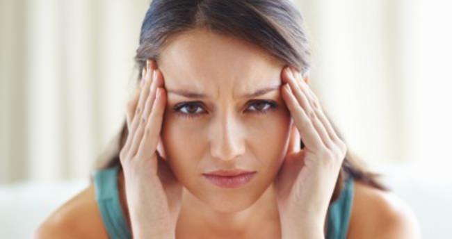Sürekli baş ağrısına dikkat