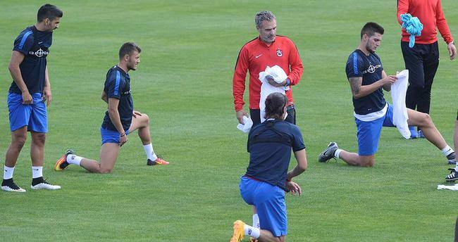 Trabzonspor'da 8 oyuncunun tesislere girmesi yasaklandı