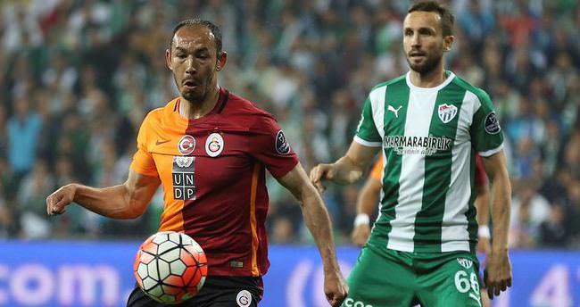 Galatasaray'dan Bursaspor'a...