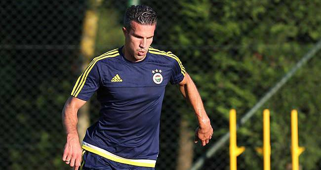 Van Persie Galatasaray'a gelecekti