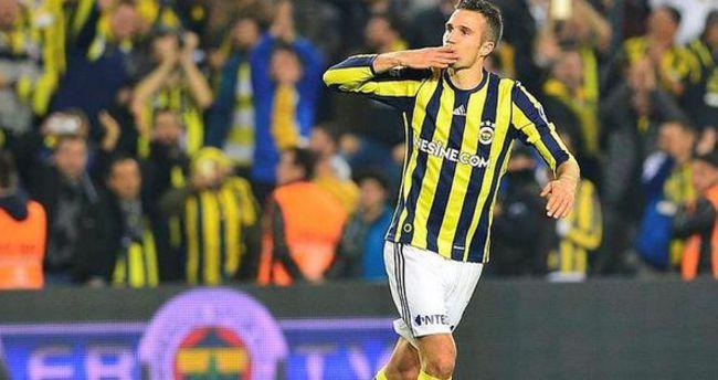 Van Persie'den Sow'a: Beşiktaş' karşı şov sırası bende