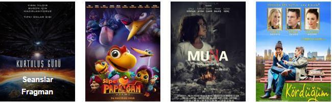 Bu hafta vizyona girecek filmler 24 Haziran 2016