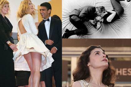 Cannes'dan akılda kalanlar (2013)