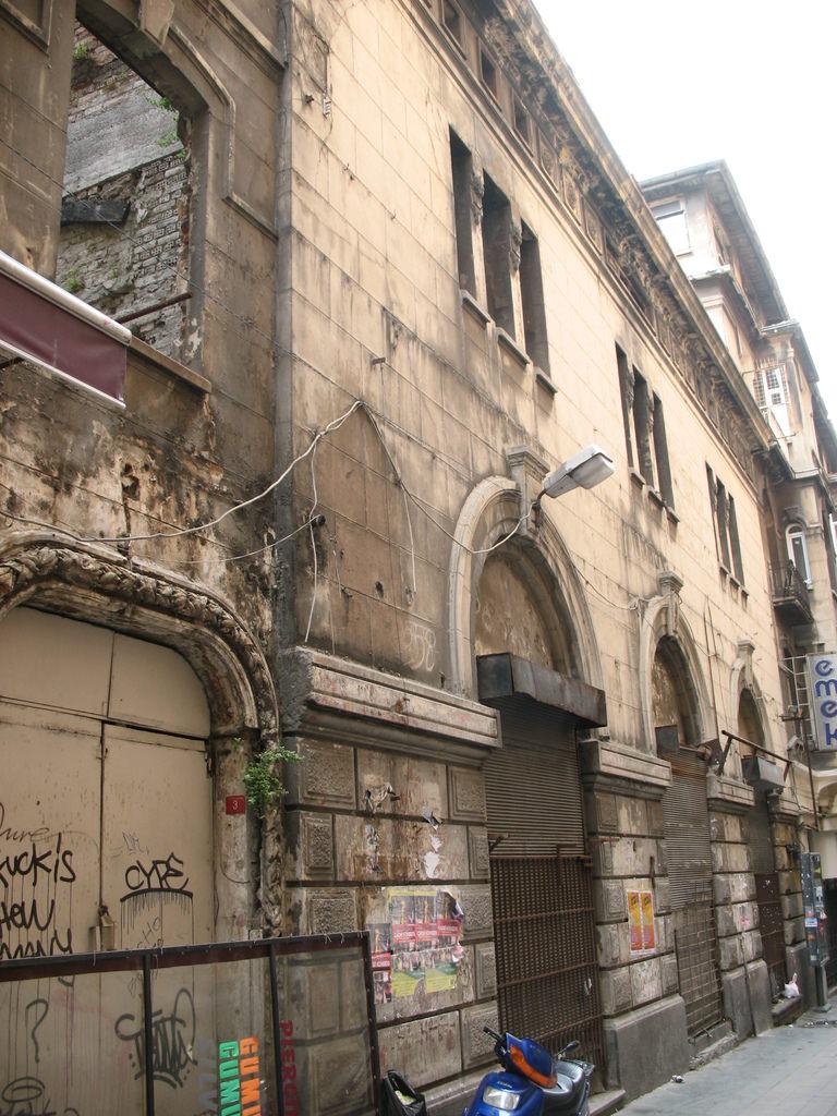 Eski İstanbul sinemaları