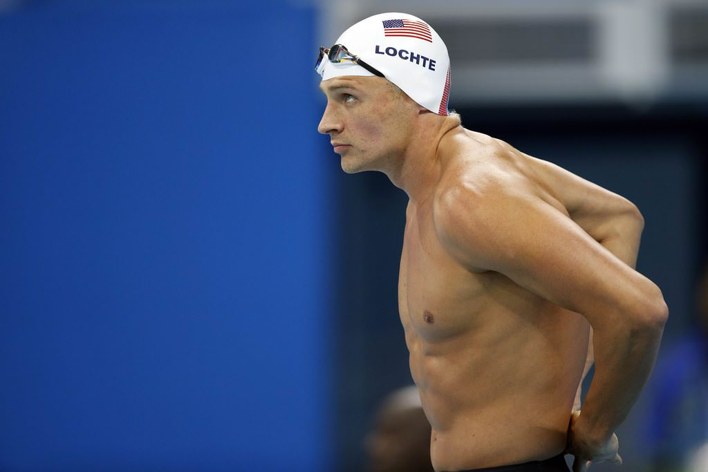 ABD'li yüzücüye silahlı soygun şoku!