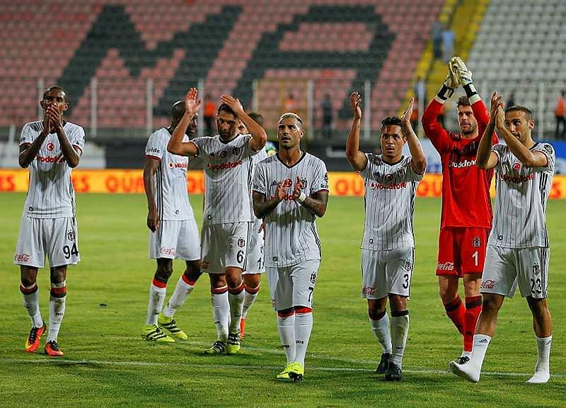 Beşiktaş'ın yıldızlarını Avrupa'nın devleri istiyor