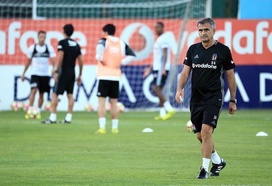 Beşiktaş'ta 5 isim kadro dışı!