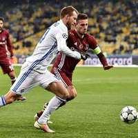 Dinamo Kiev - Beşiktaş maçı Avrupa'nın gündeminde