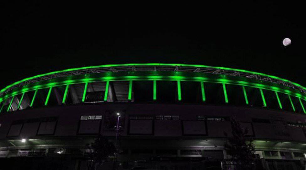 Dünyanın önemli merkezleri, Chapecoense için yeşile büründü...