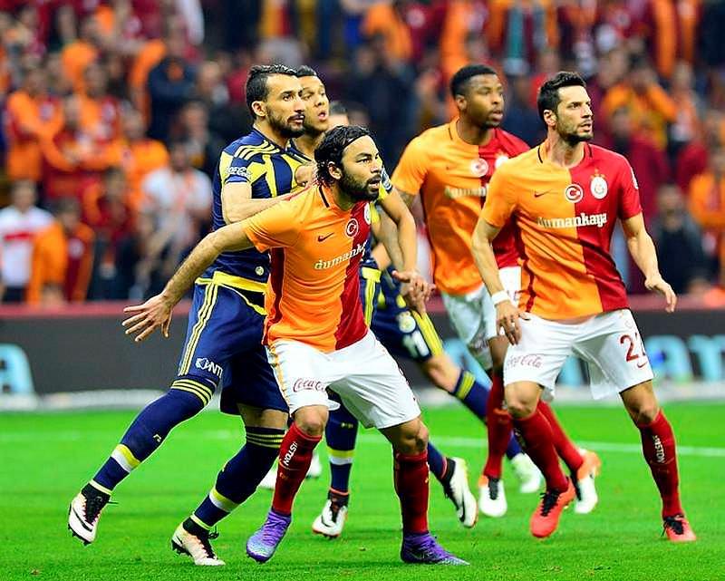 Fenerbahçe - Galatasaray derbisiyle ilgili ilginç bahisler