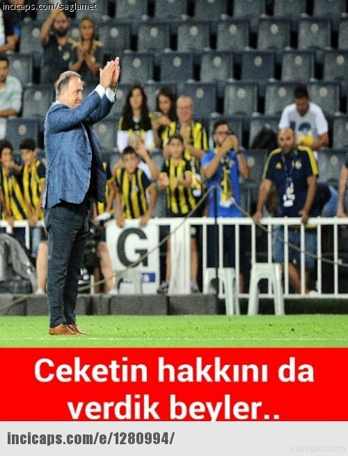 Fenerbahçe-Grasshoppers capsleri
