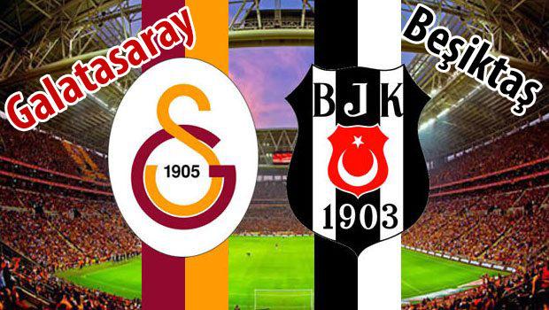 Dev derbi sona erdi! Galatasaray: 0 - Beşiktaş: 1 (Maç Sonucu)