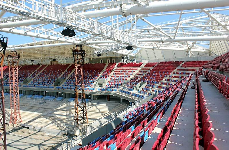 Trabzonspor'un yeni stadında son durum!