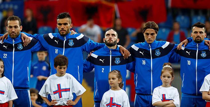 İşte Türkiye'nin rakibi Kosova Milli Takımı!