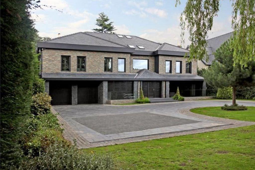 İşte Zlatan Ibrahimovic'in Manchester'daki yeni evi