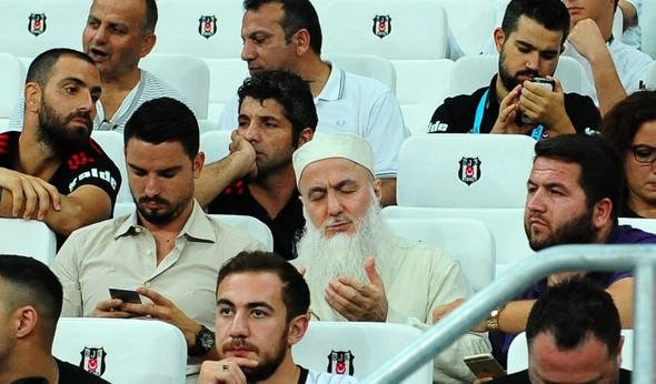 Ömer Şişmanoğlu'na baba duası