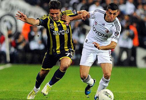 Otoriteler Beşiktaş-Fenerbahçe derbisini değerlendirdi