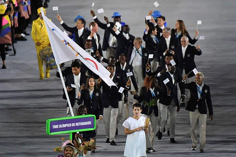 Rio 2016'nın mülteci takımında son durum