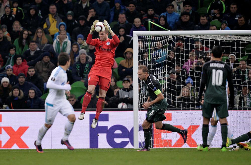 UEFA'da haftanın 11'i belli oldu