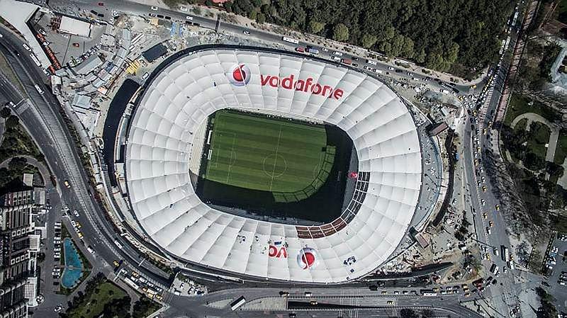 Vodafone Arena kapılarını açıyor! İşte müthiş özellikleri