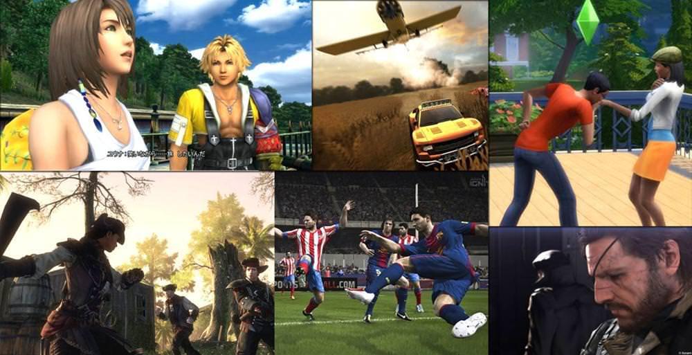 2014'ün merakla beklenen oyunları