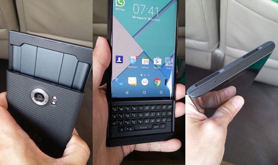BlackBerry'nin küllerinden yeniden doğuyor