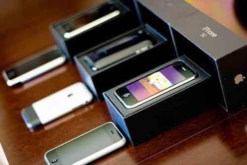 Dünden bugüne iPhone