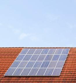 Evlere güneş geçiren çatılar yapılacak
