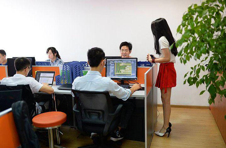 Programcıları motive etmesi amacıyla işe alınıyorlar