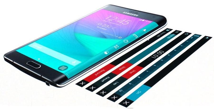 """""""Samsung Galaxy S6 parmak izi özelliği ile geliyor"""""""