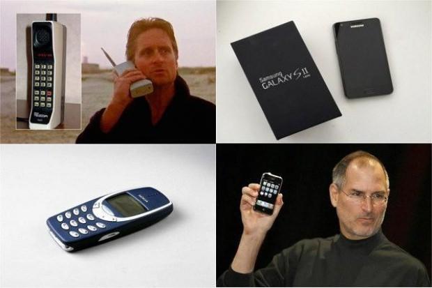 Son 30 yıla damgasını vuran telefonlar