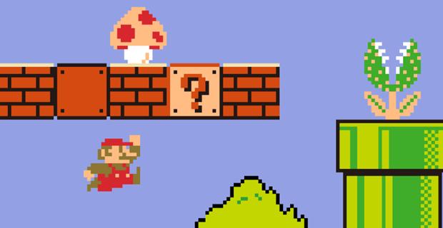 Süper Mario geri dönüyor