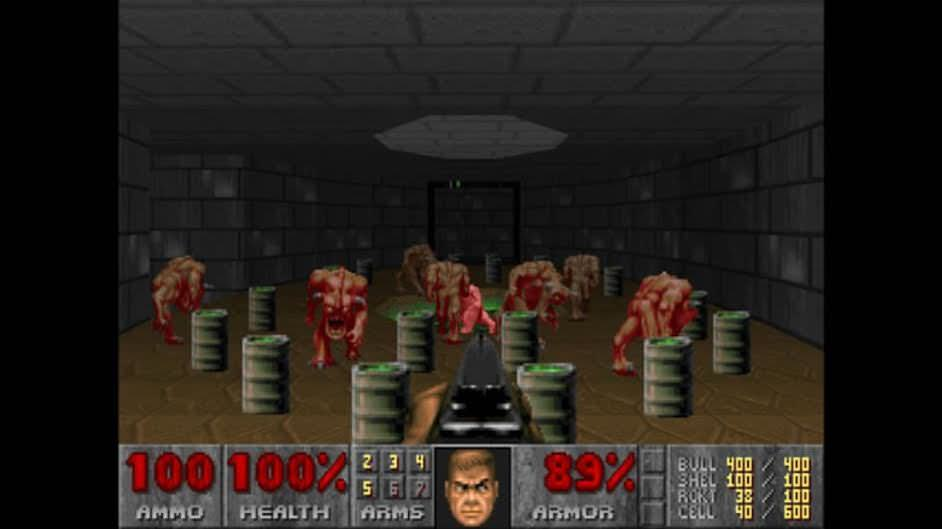 Video oyun efsanesi Doom 20 yaşında