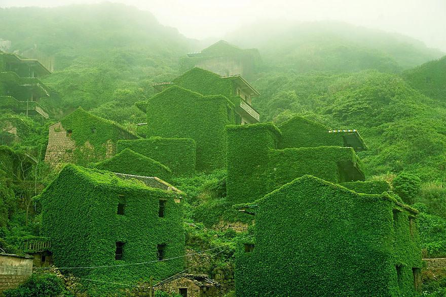 Bu köyler masallarda değil, Dünya'da!