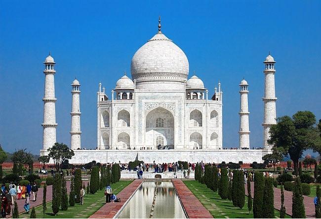 Dünyaca ünlü mimarilerin farklı açılardan çekilmiş fotoğrafları